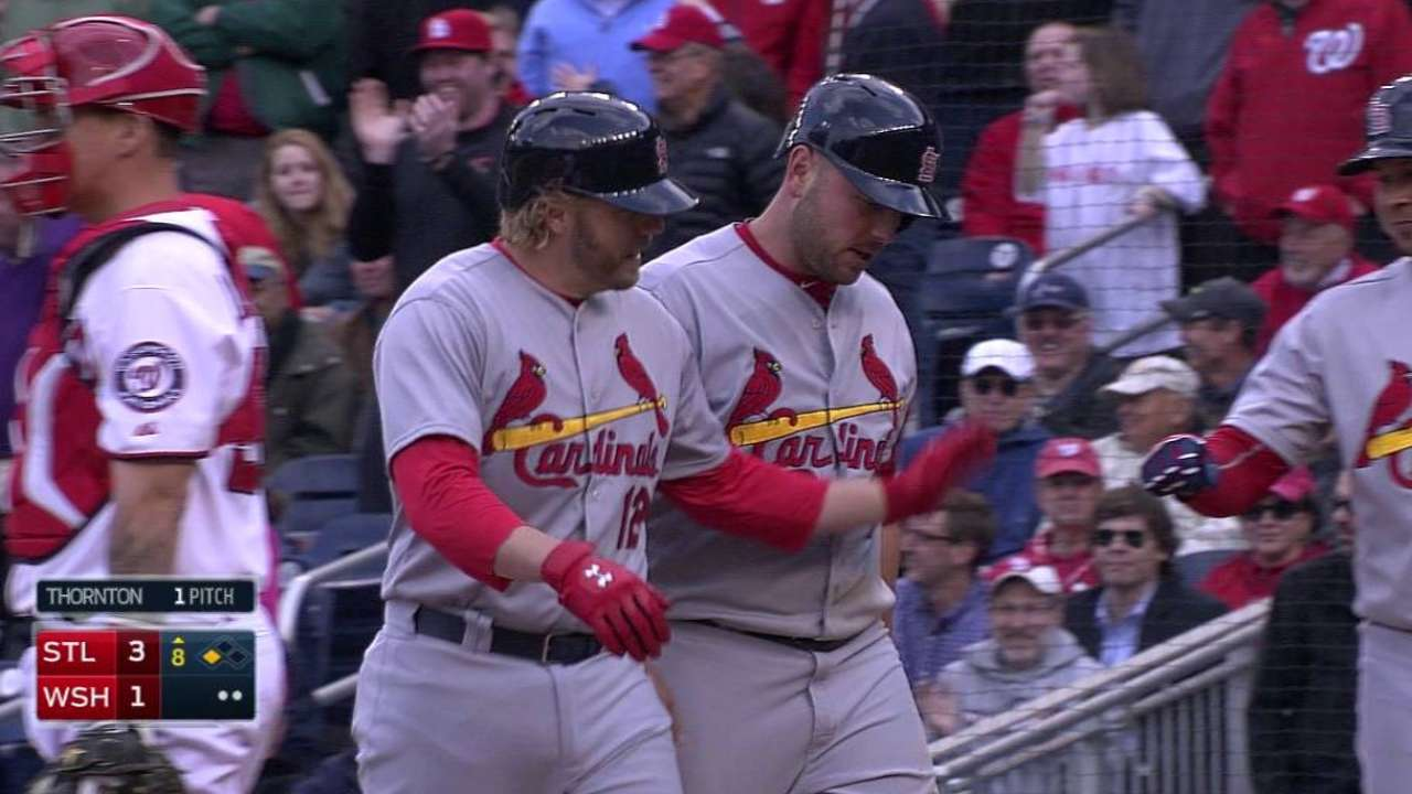 Wacha outduels Scherzer to give Cards series