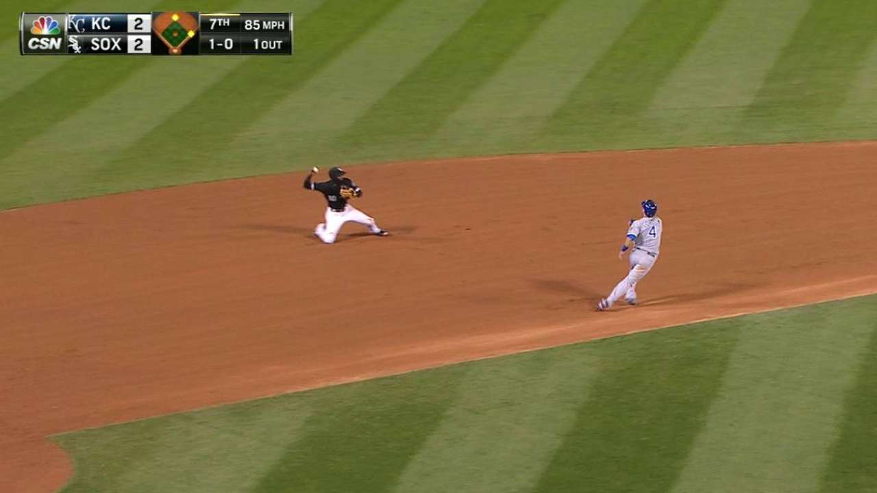 Ramirez gets double play