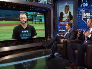 Josh Donaldson discusses the Blue Jays on The Rundown