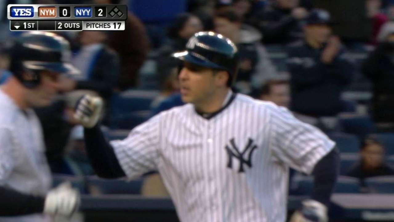 Pineda, Yankees cortan racha triunfadora de Mets