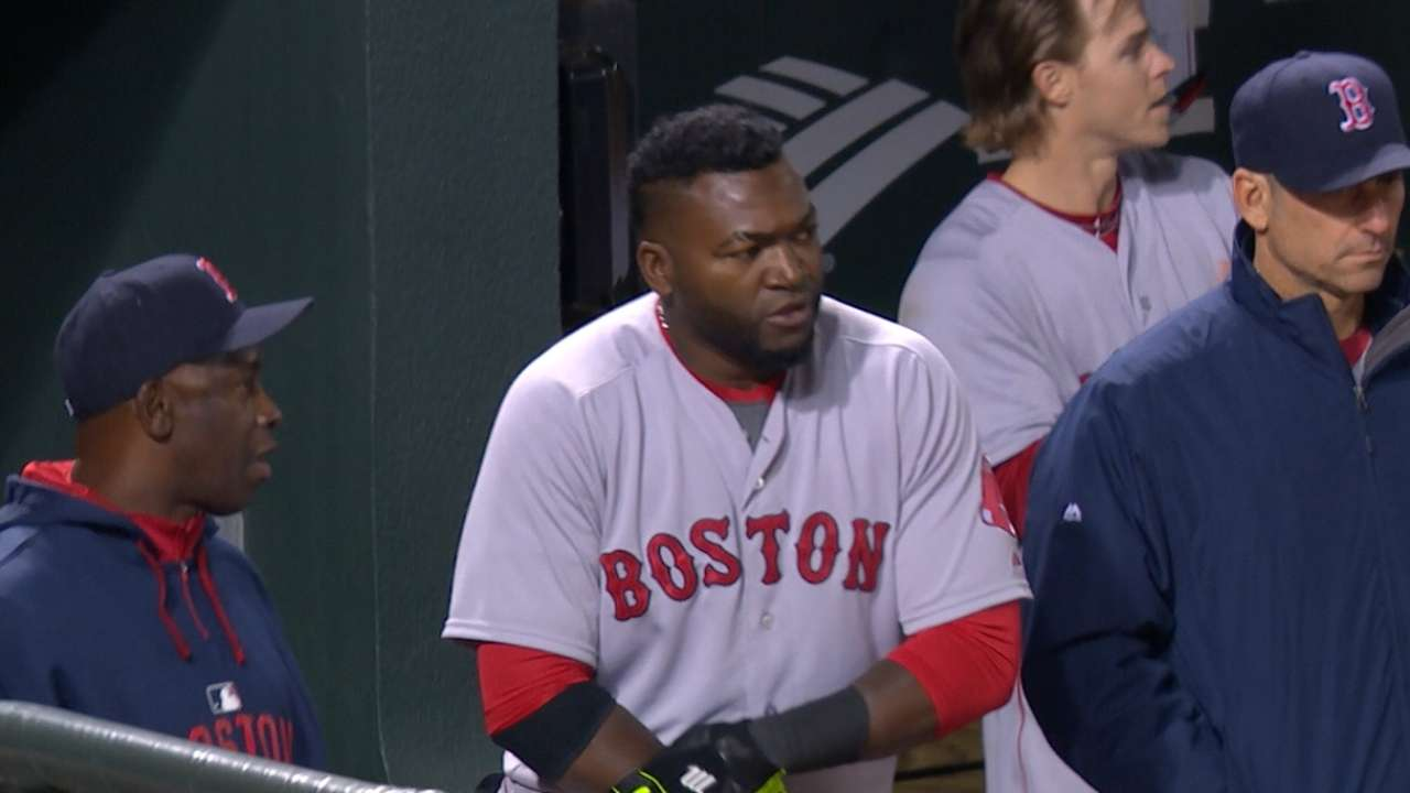 Big Papi, Hanley go back-to-back