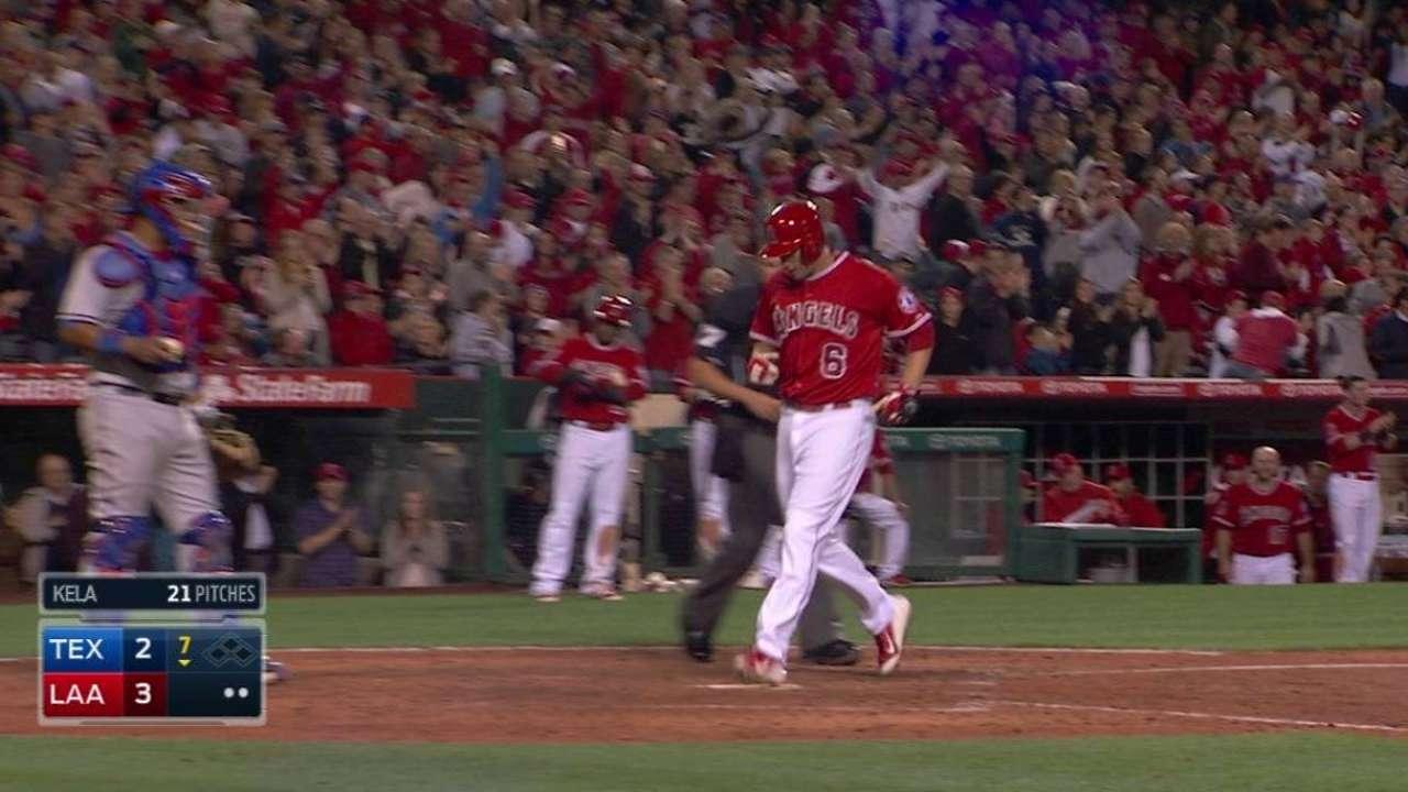 Freese's two-run home run