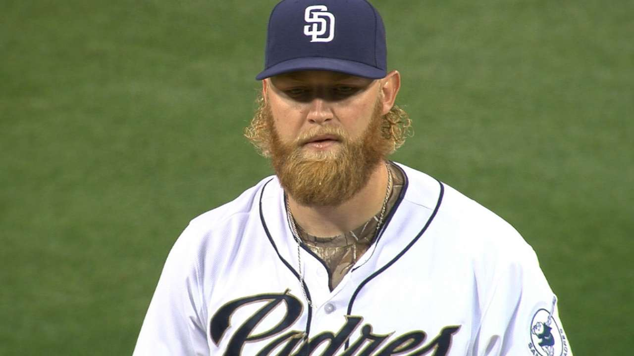 Cashner's dominant stretch continues in losing cause