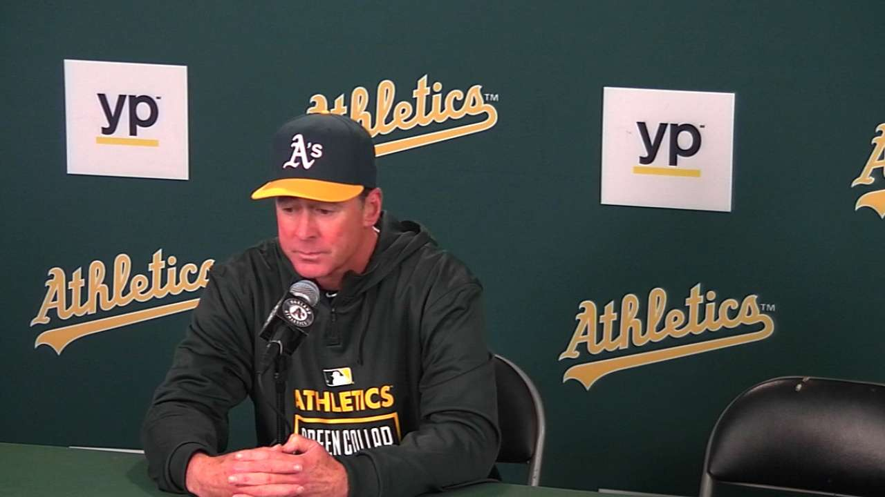 Melvin on Kazmir and injuries