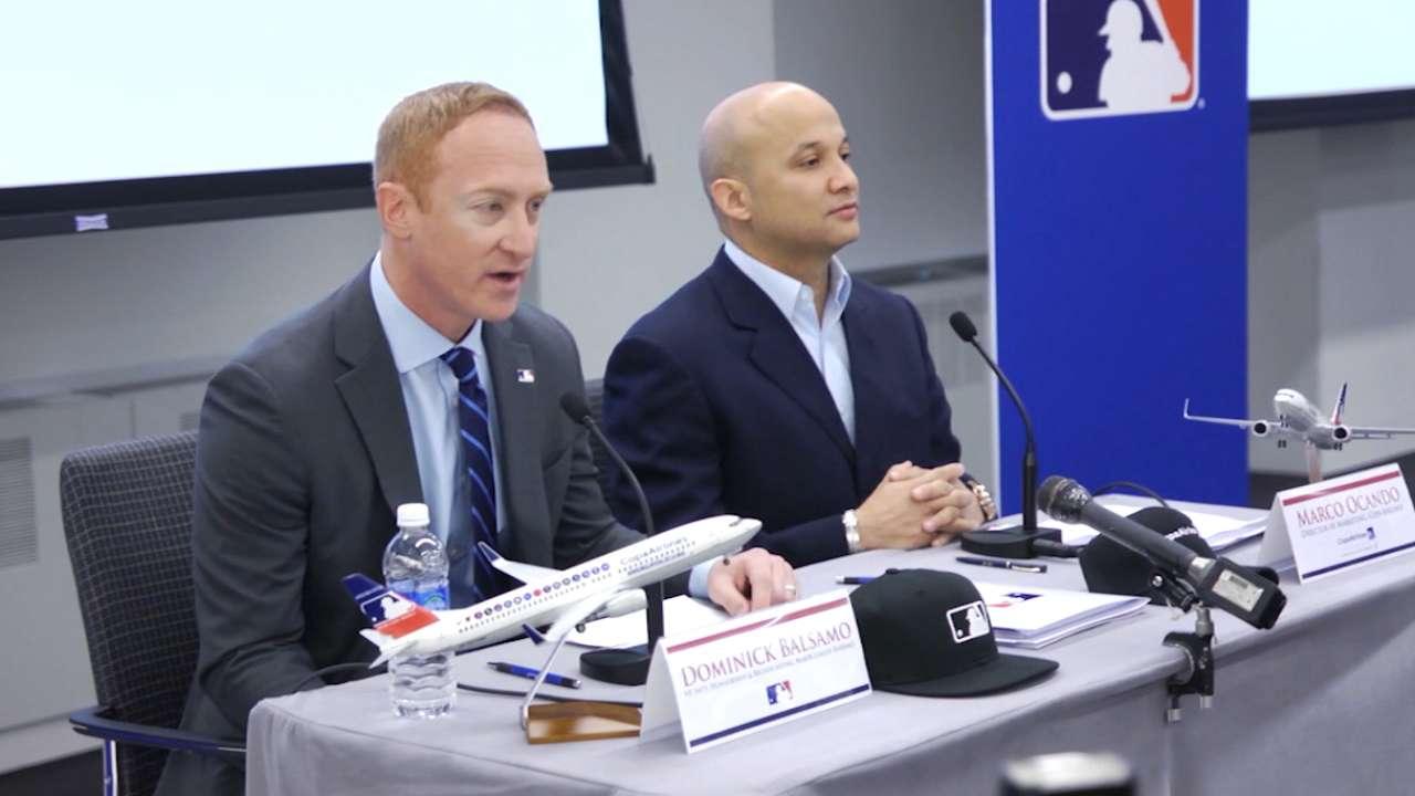 MLB anuncia una nueva sociedad con Copa Airlines