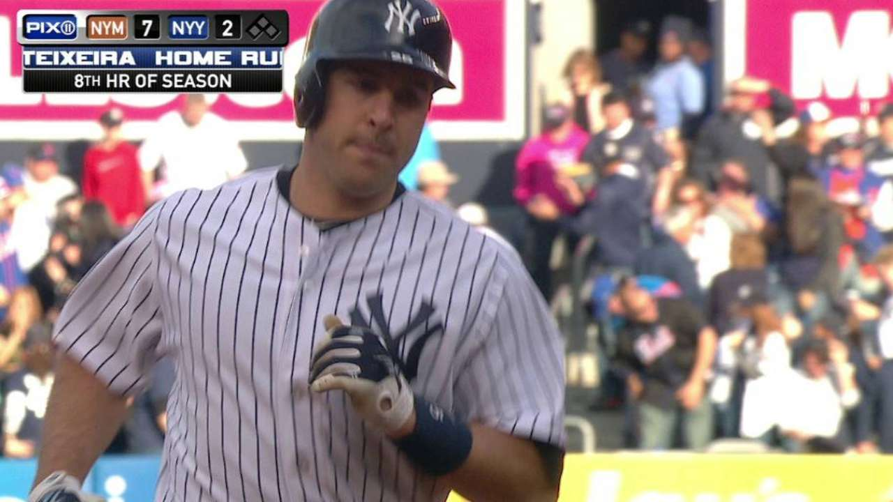 CC chased as Yanks can't keep up in Subway Series