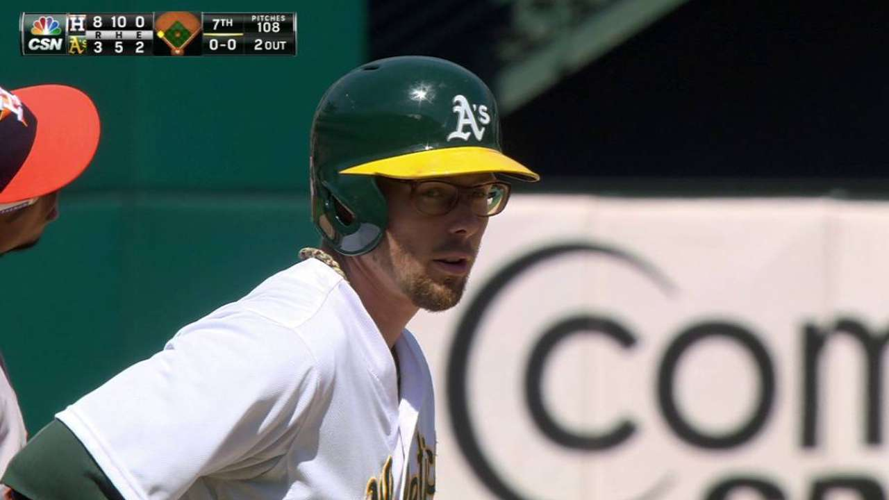 Graveman, A's struggle in loss to Astros