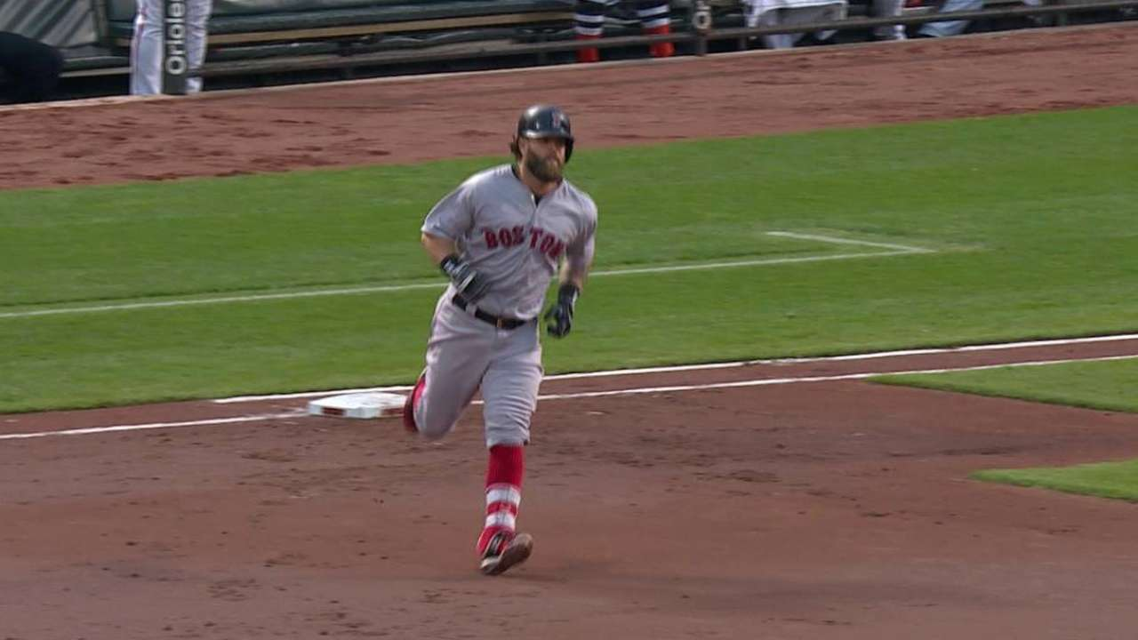 Napoli's two-run homer