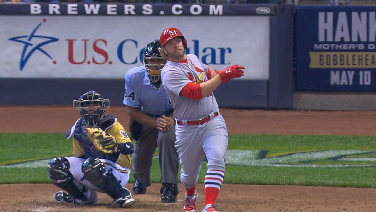 Must C: Reynolds' grab, homer
