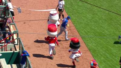 Anthony Rizzo And Kris Bryant Almost Got Taken Out By The