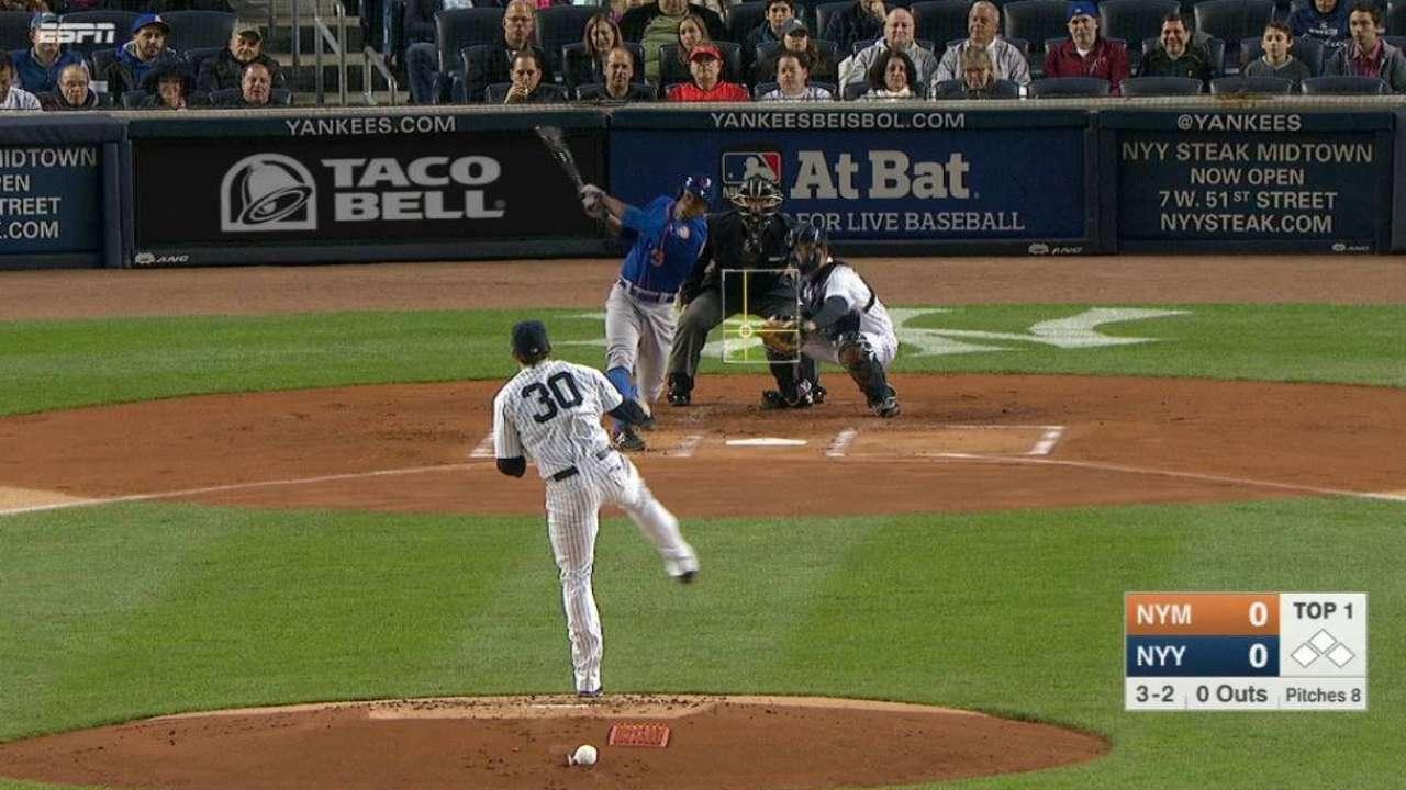 Niese, Mets fall short in bid to take series from Yanks