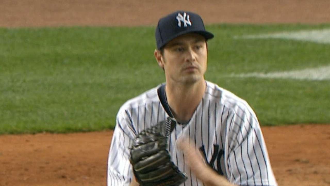 Yankees' scoreless relief