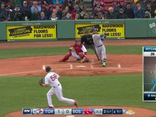 TOR@BOS: Martin knocks two-run double, extends lead