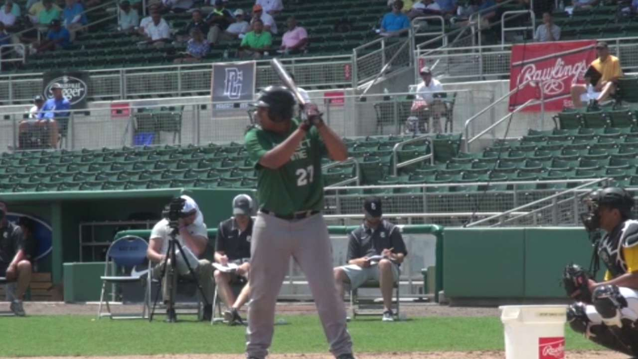 2015 Draft: Josh Naylor, 1B/OF