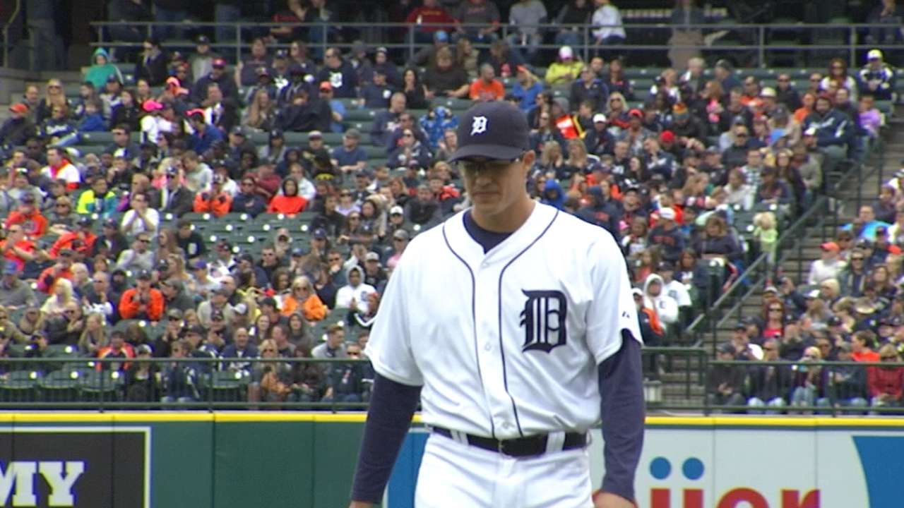 Indians can't handle Miggy as Tigers win series