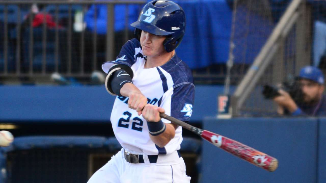 2015 Draft: Kyle Holder, SS