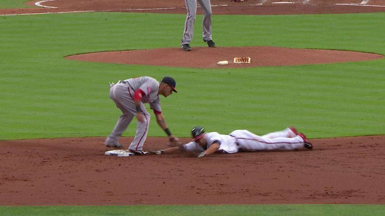 Fister picks off Peterson