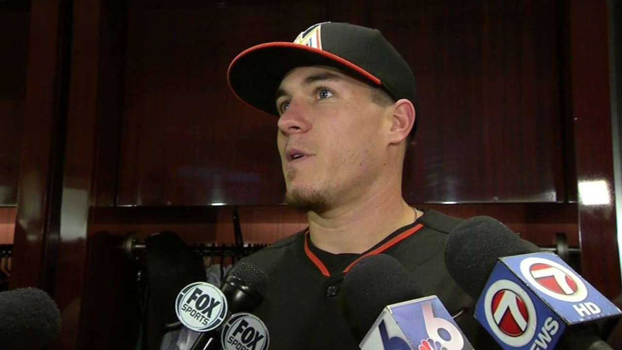 Realmuto named starter