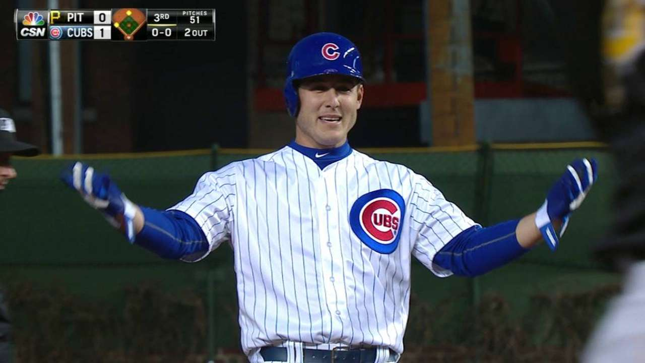 Hammel, Cubs end Pirates' winning streak