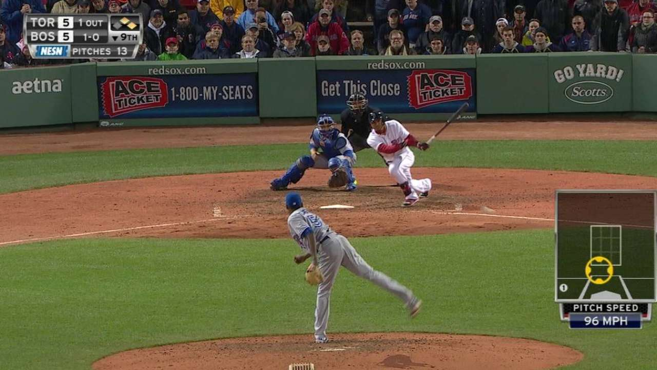 Betts' walk-off single