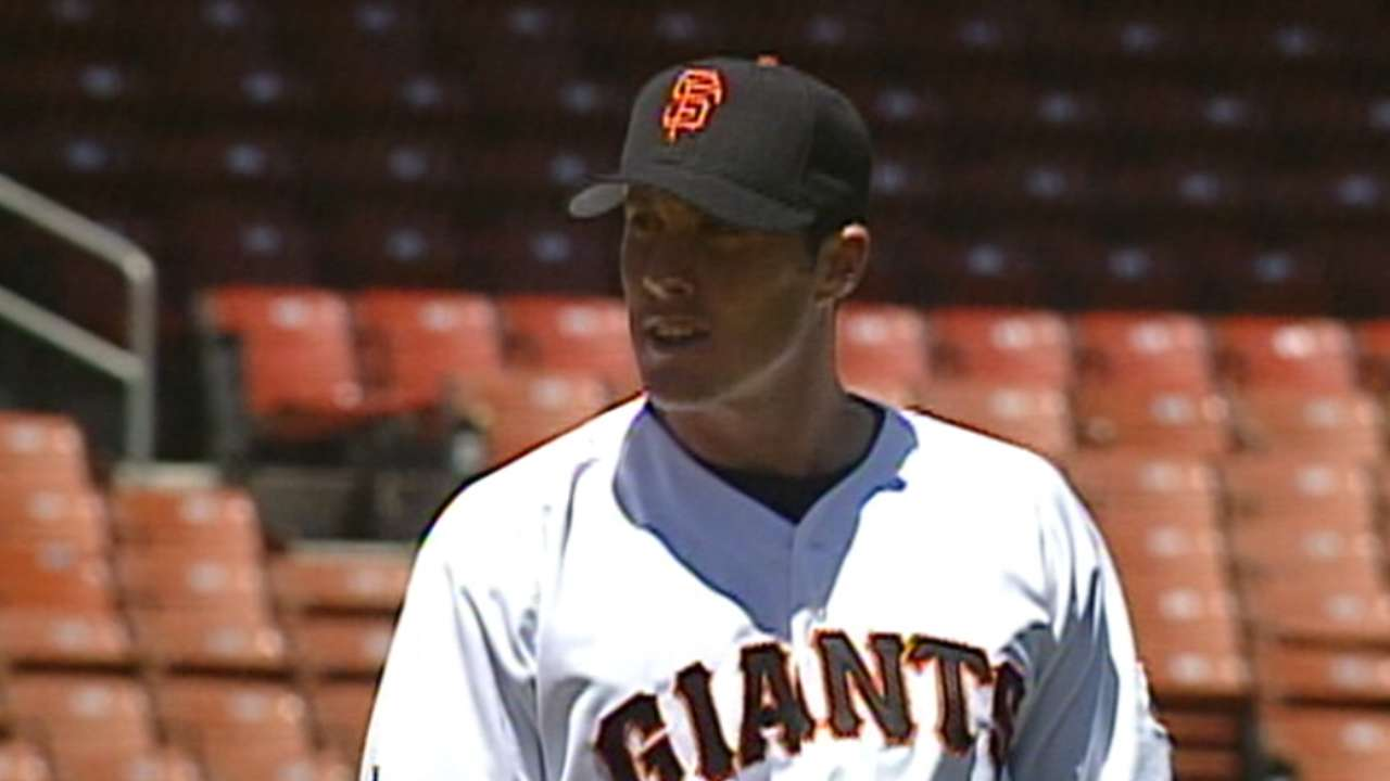 Nathan goes to Double-A after signing with Giants