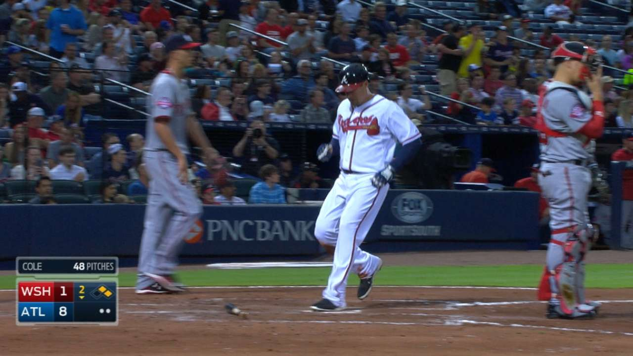 No doubt about it, Braves' loss tough to take