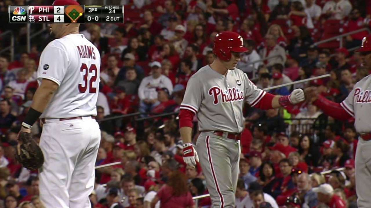 Utley has April to forget for struggling Phillies