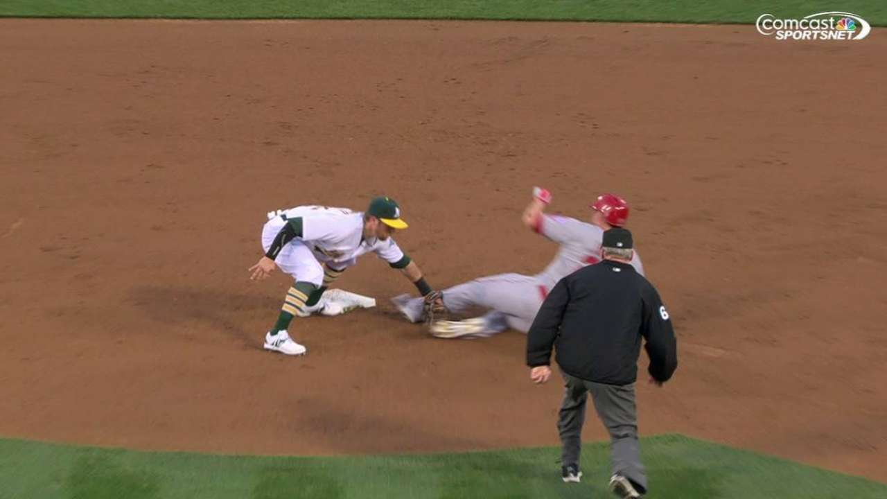 Vogt throws out Joyce