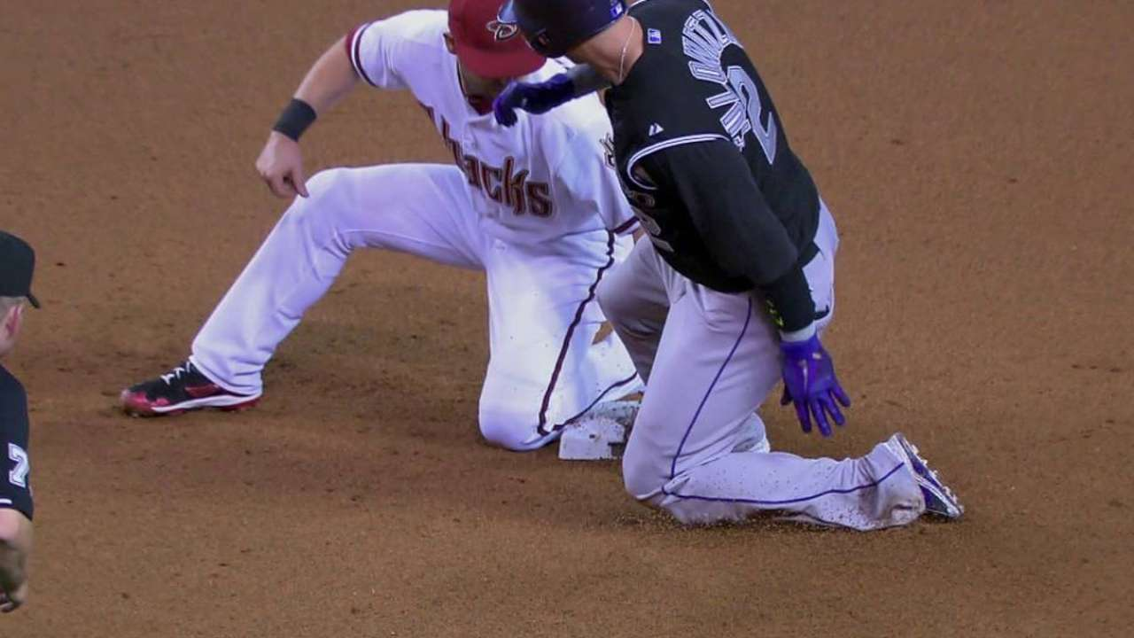 Gosewisch throws out Tulo