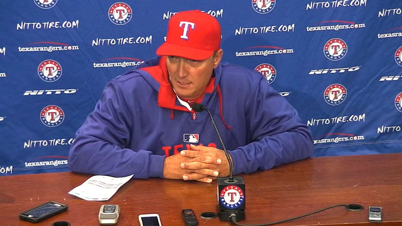Banister looks ahead after loss