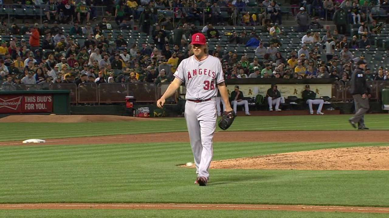 Weaver frustrated over going winless in April