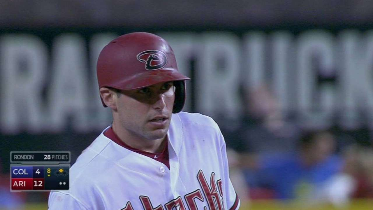Goldy's two-run double