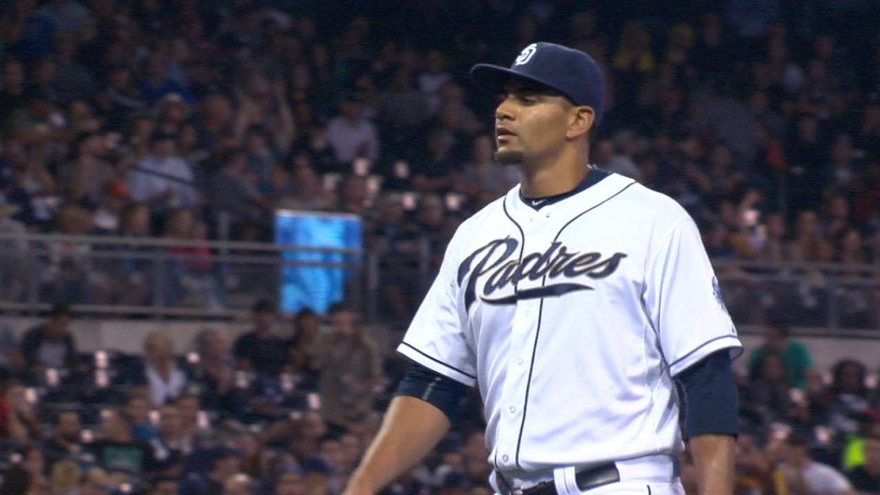 Pitching struggles are unfamiliar territory for Black's Padres