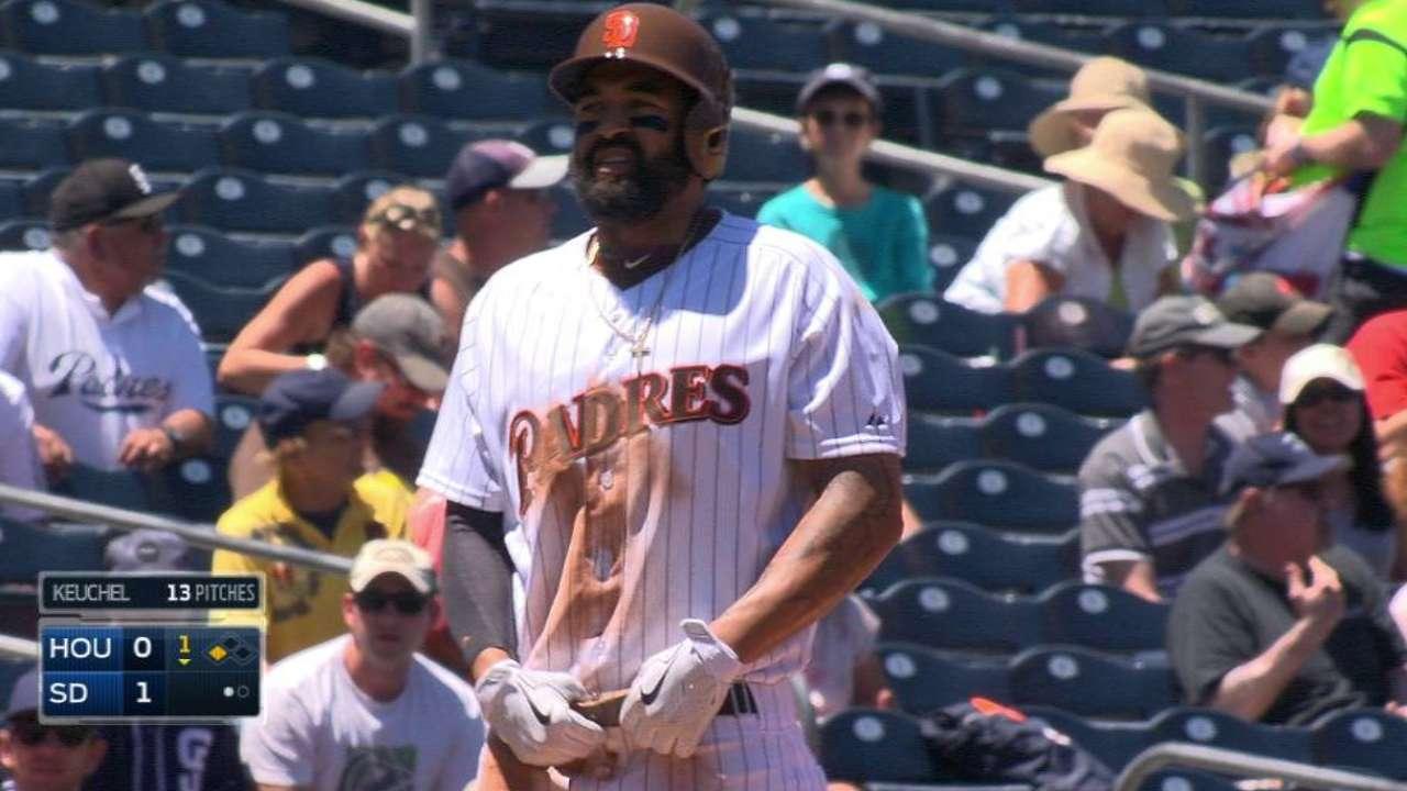 Buena salida de Cashner no evita barrida ante Astros