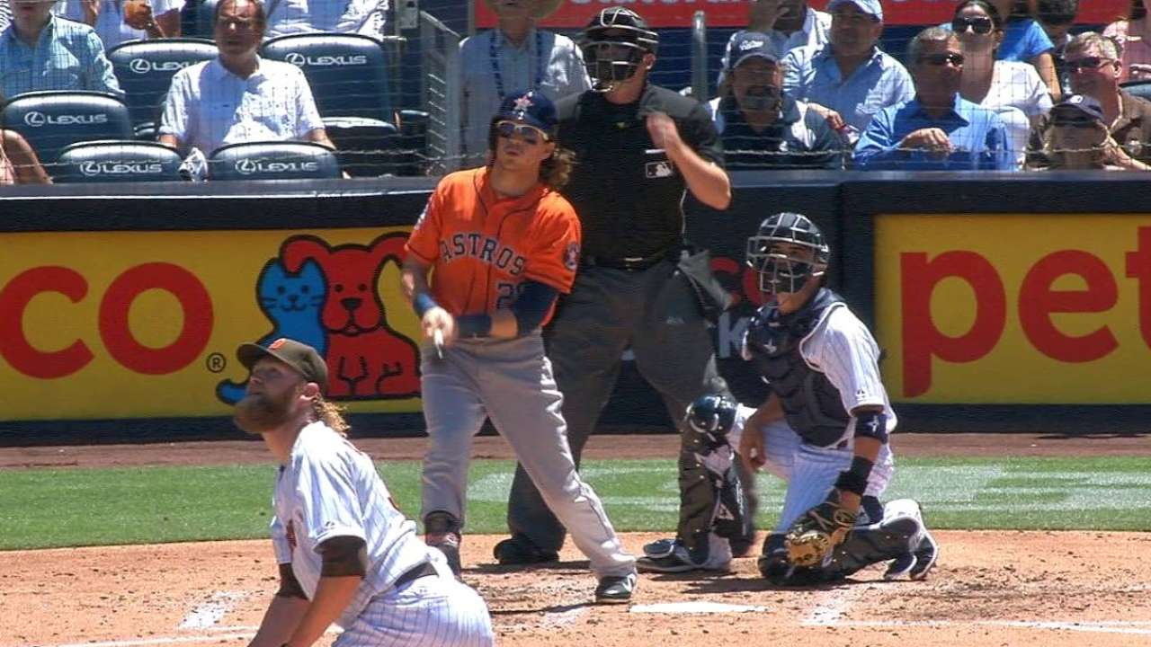 Rasmus' two-run shot