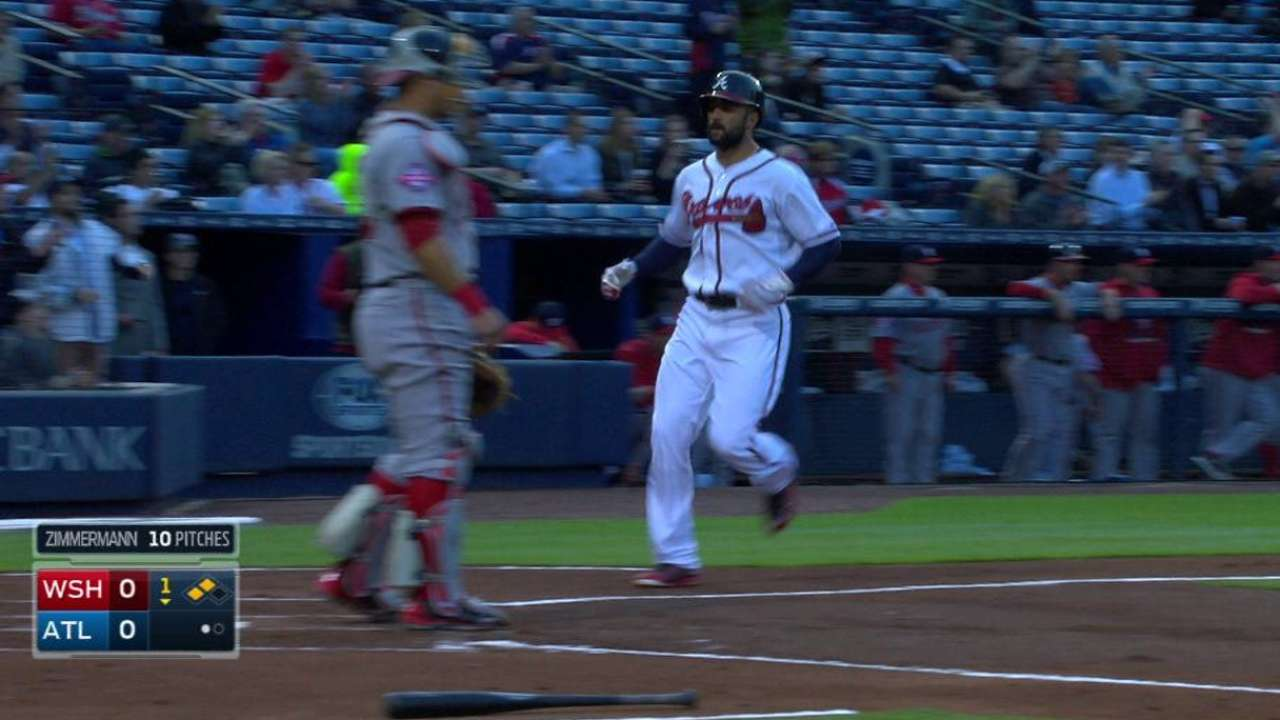 Pierzynski's two-run single