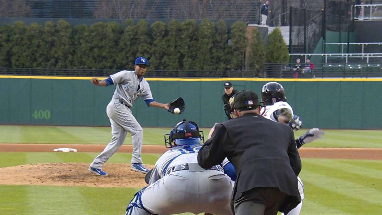 Ventura continuing to learn with each outing