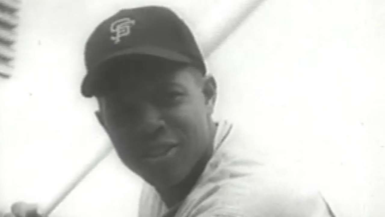 #TBT: Mays hits 4 home runs in one game