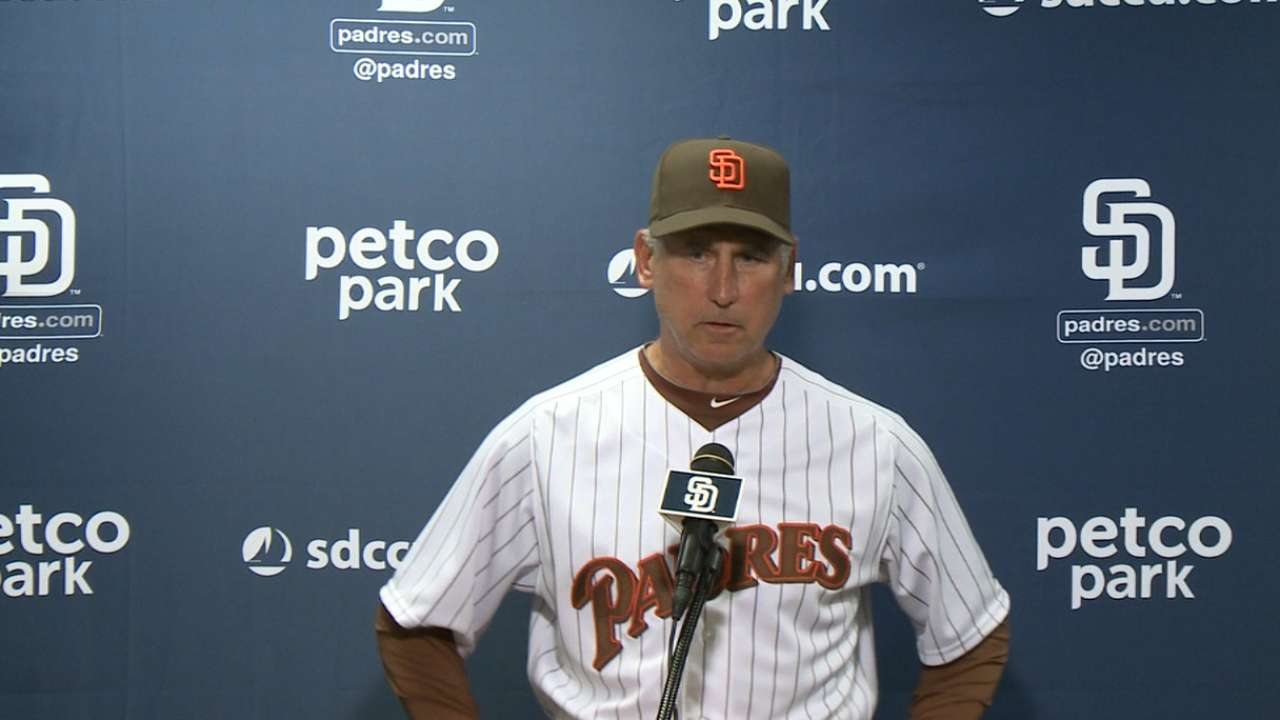 Padres have work to do after uneven April