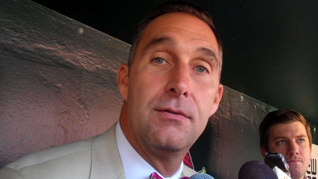 Mozeliak on Wainwright's surgery