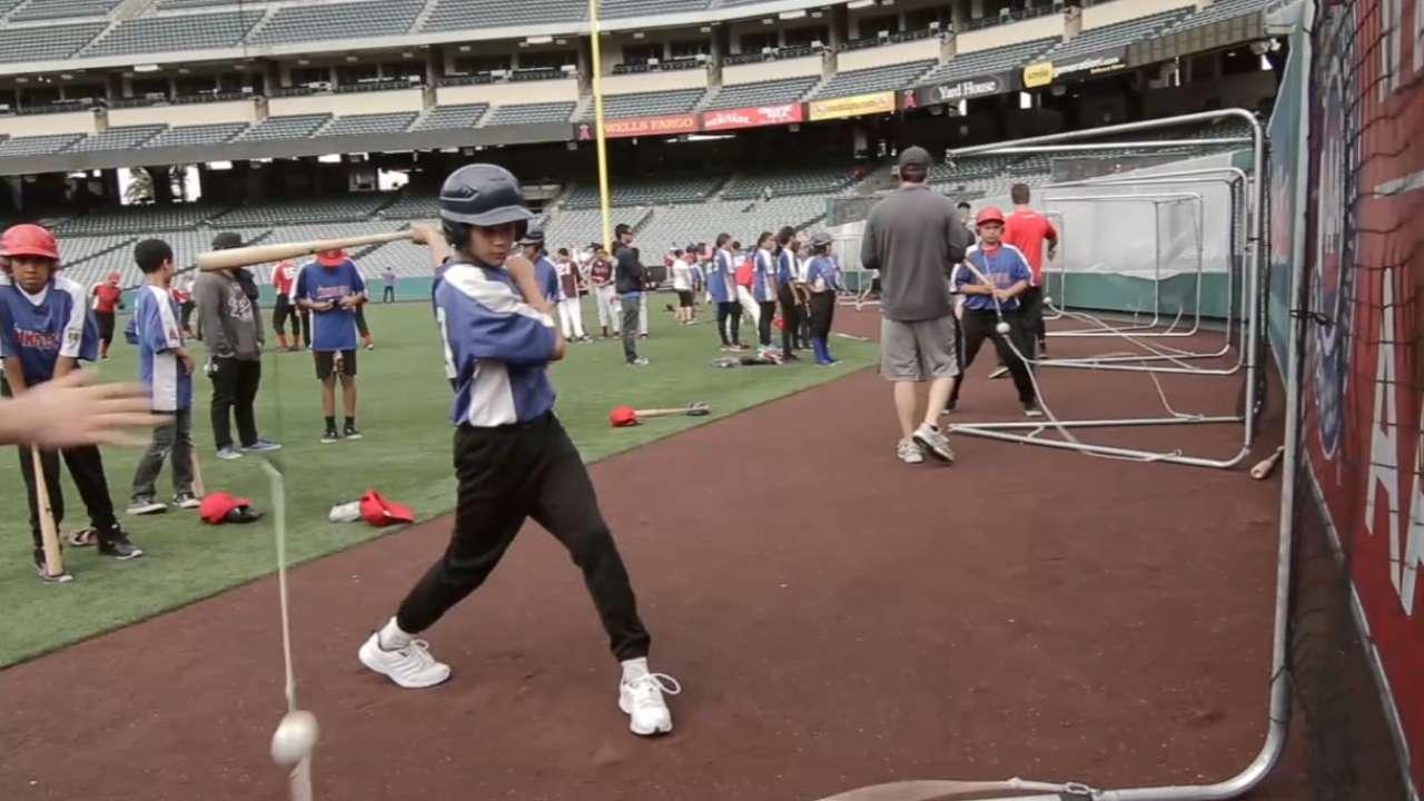 Angels RBI League helps kids become 'Major League citizens'
