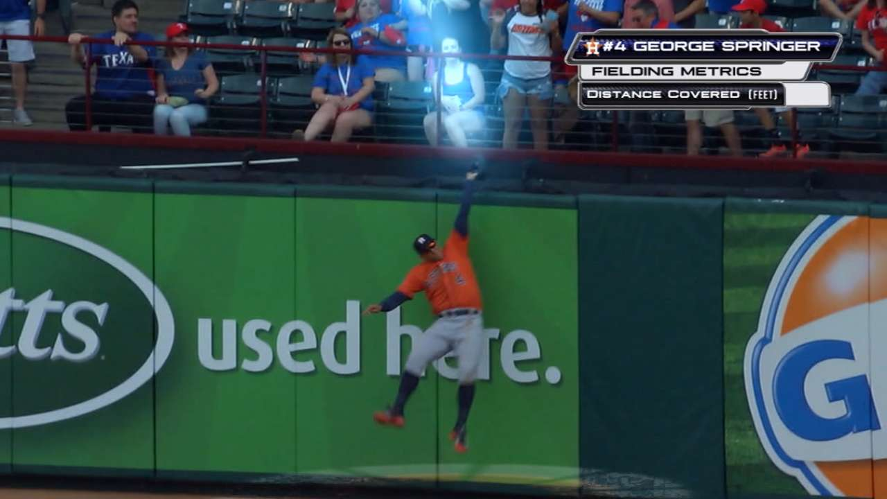 Statcast shows off endless array of capabilities