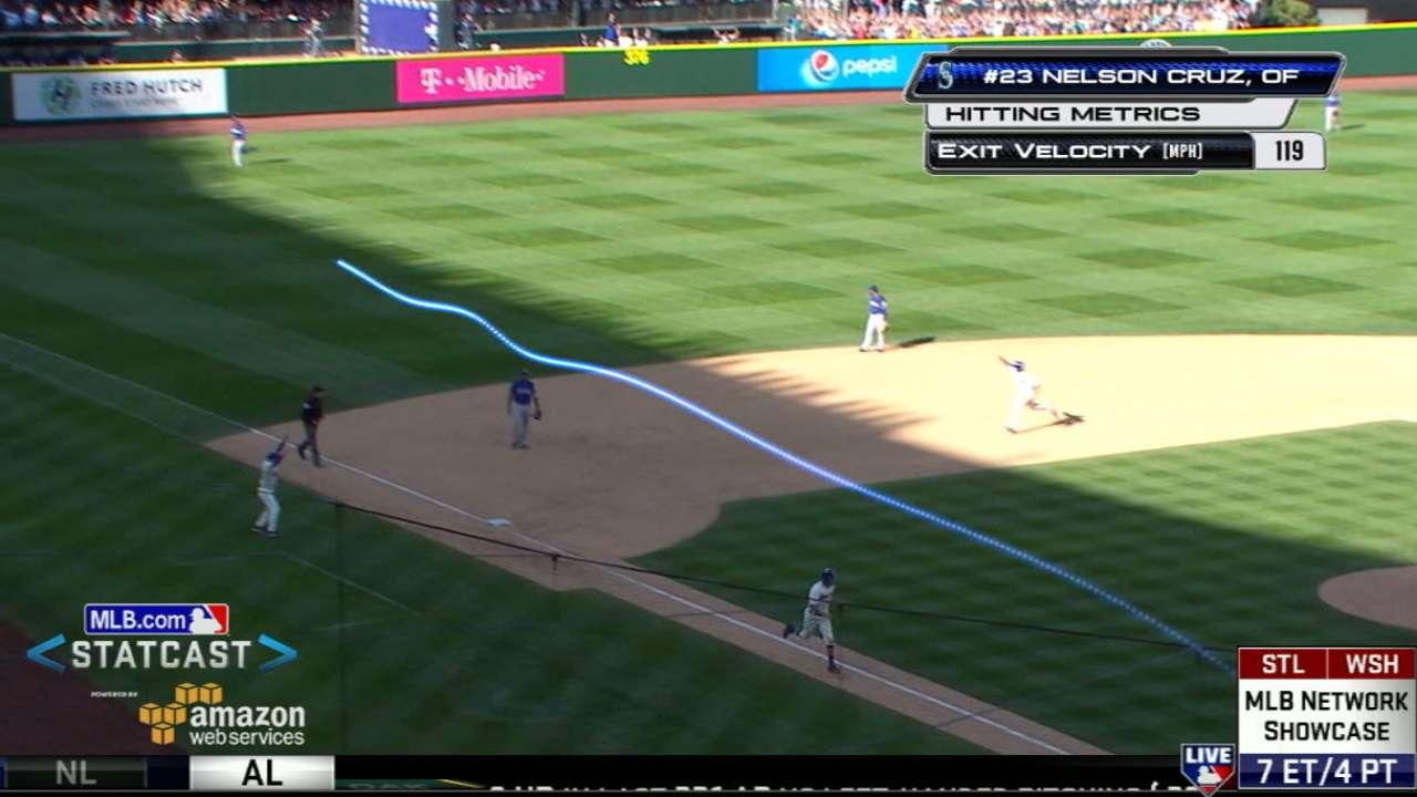 MLB Tonight: Statcast on Cruz
