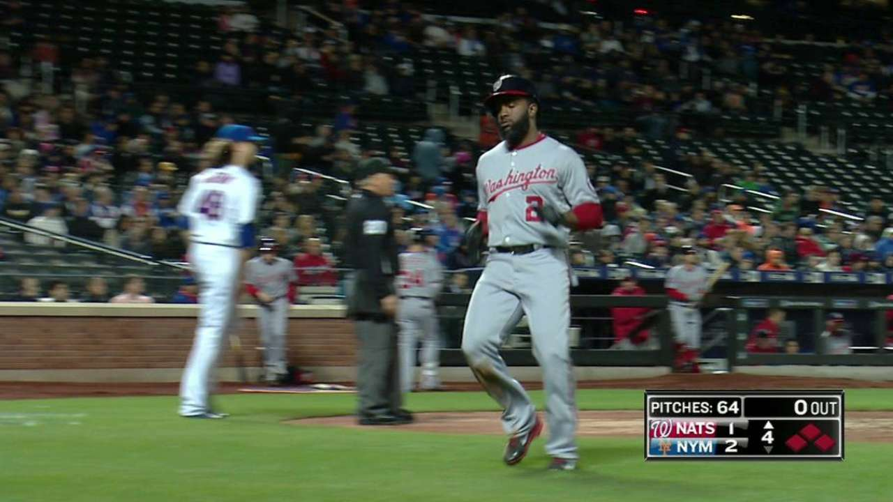 Span exits win with sore abdominal muscle