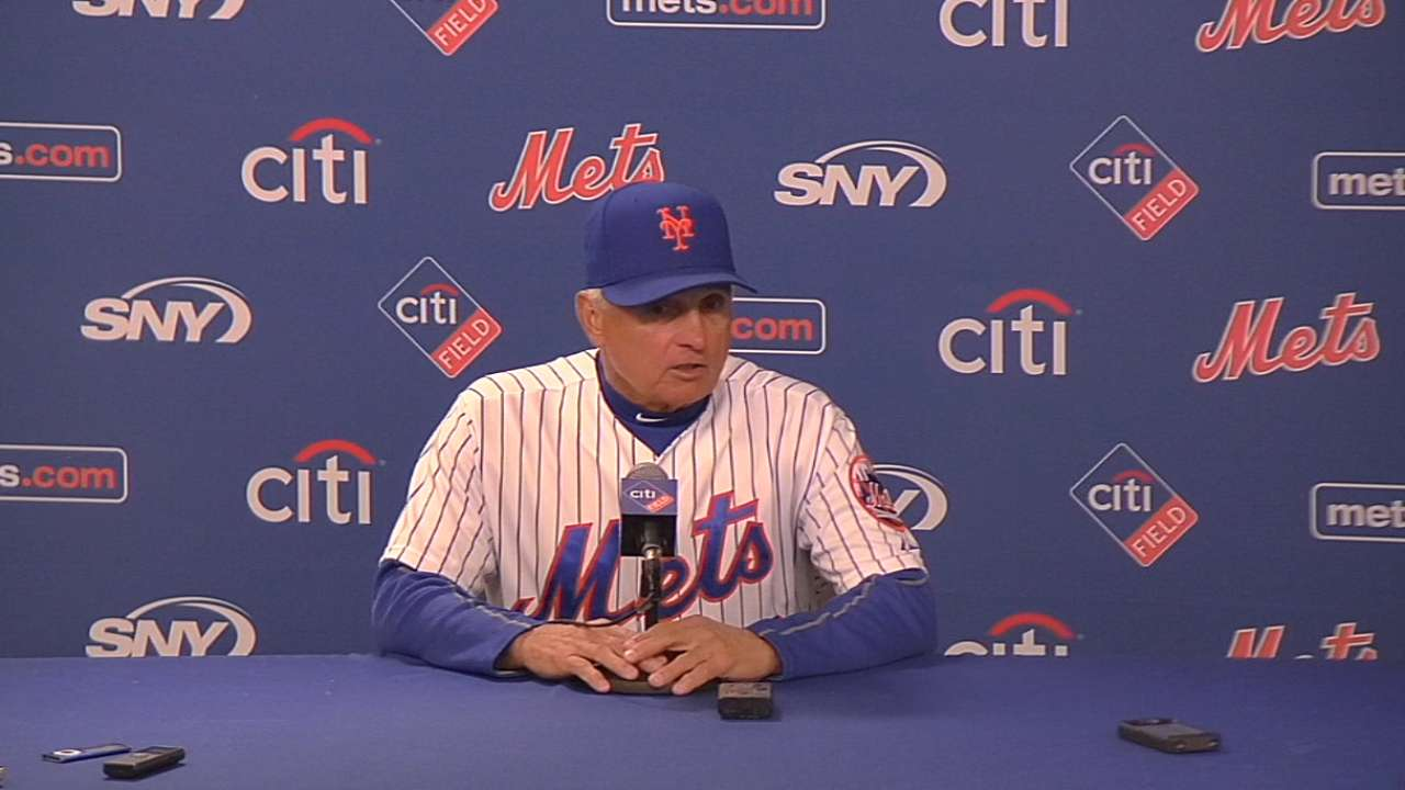 Collins on deGrom, Strasburg