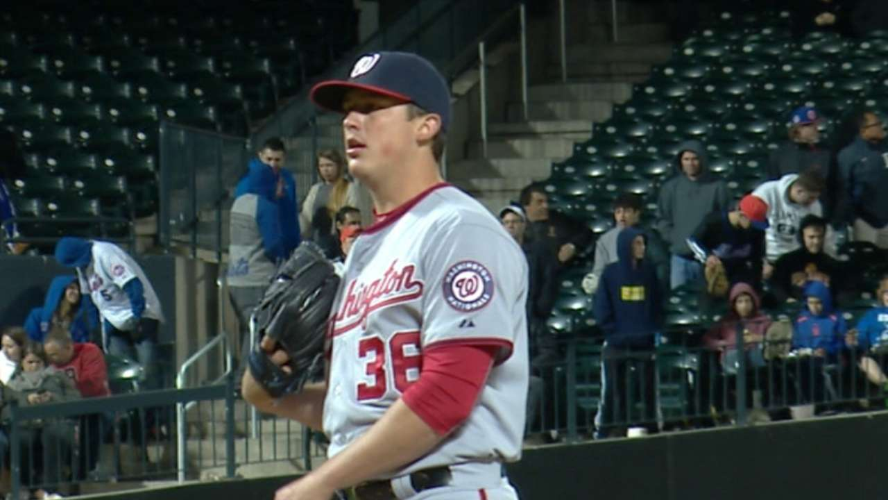 Solis is solid in MLB debut