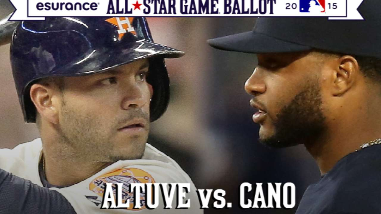 ASG debate: Altuve deserves to take torch from Cano