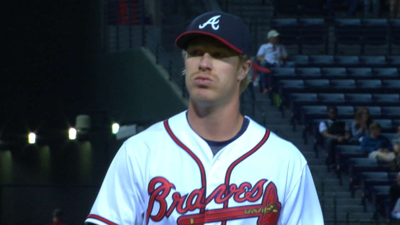 Touted Foltynewicz earns win in his first start