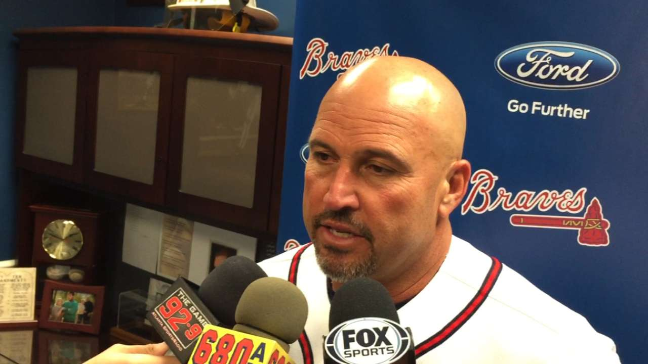 Fredi on win over Reds