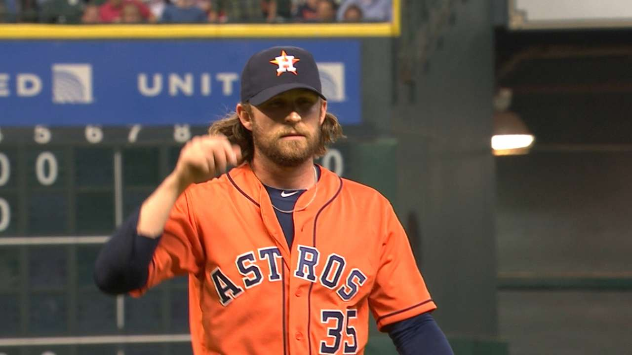 Astros' roster expansion begins with trio
